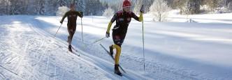 Baiersbronn Langlauf