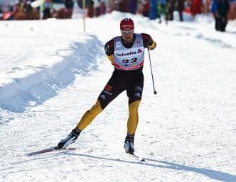 Axel Teichmann in Davos